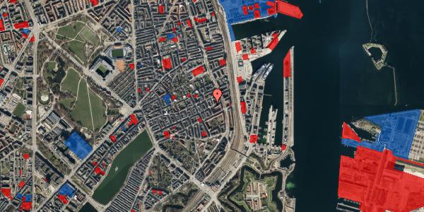 Jordforureningskort på Willemoesgade 83, st. tv, 2100 København Ø