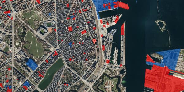 Jordforureningskort på Willemoesgade 87, kl. , 2100 København Ø