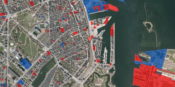 Jordforureningskort på Willemoesgade 93A, 4. th, 2100 København Ø
