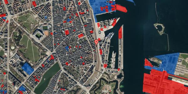 Jordforureningskort på Willemoesgade 93A, 4. tv, 2100 København Ø