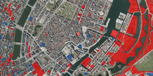 Jordforureningskort på Vingårdstræde 22, 3. th, 1070 København K
