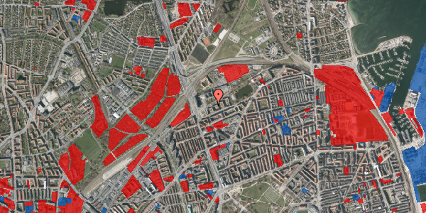 Jordforureningskort på Vognmandsmarken 17, 4. tv, 2100 København Ø