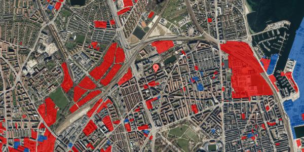 Jordforureningskort på Vognmandsmarken 22, st. th, 2100 København Ø