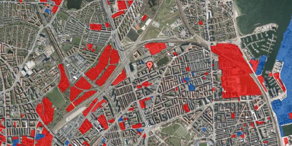 Jordforureningskort på Vognmandsmarken 27, st. tv, 2100 København Ø