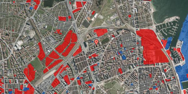 Jordforureningskort på Vognmandsmarken 31, 1. th, 2100 København Ø