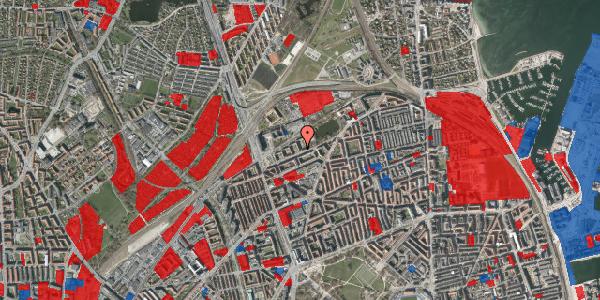 Jordforureningskort på Vognmandsmarken 37, 1. th, 2100 København Ø