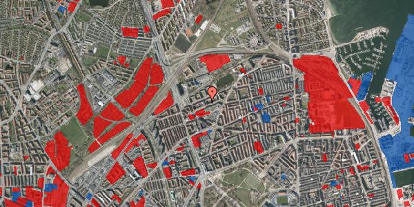 Jordforureningskort på Vognmandsmarken 48, 3. th, 2100 København Ø