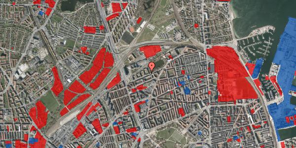 Jordforureningskort på Vognmandsmarken 49, 3. th, 2100 København Ø