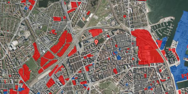 Jordforureningskort på Vognmandsmarken 49, 4. th, 2100 København Ø