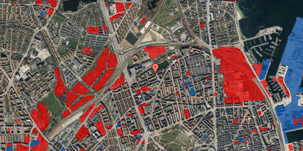 Jordforureningskort på Vognmandsmarken 51, st. tv, 2100 København Ø