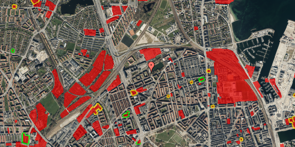 Jordforureningskort på Vognmandsmarken 59, 3. tv, 2100 København Ø