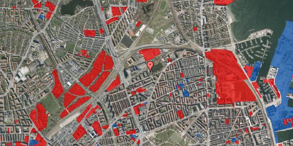 Jordforureningskort på Vognmandsmarken 61, 1. th, 2100 København Ø