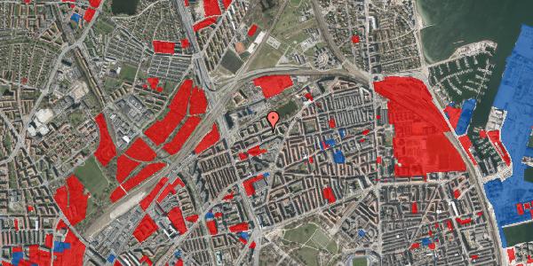 Jordforureningskort på Vognmandsmarken 62, 4. th, 2100 København Ø
