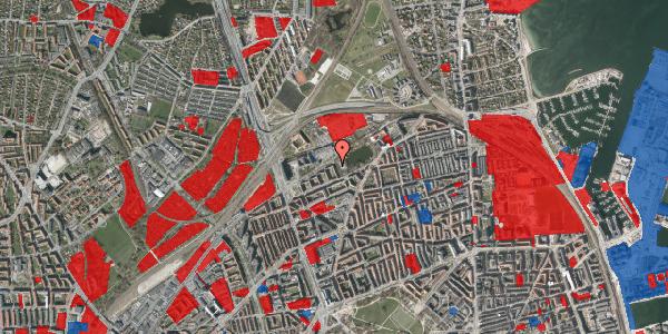 Jordforureningskort på Vognmandsmarken 63, st. tv, 2100 København Ø