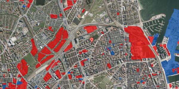 Jordforureningskort på Vognmandsmarken 68, 3. th, 2100 København Ø