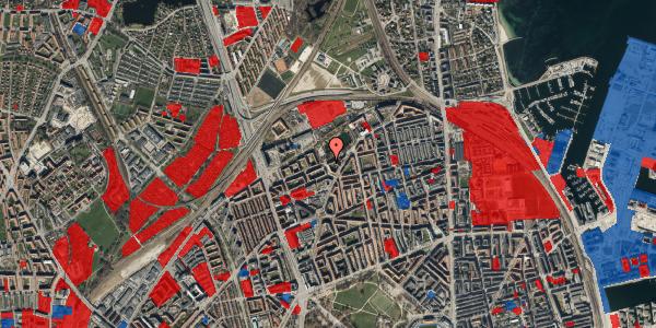 Jordforureningskort på Vognmandsmarken 72, 3. th, 2100 København Ø