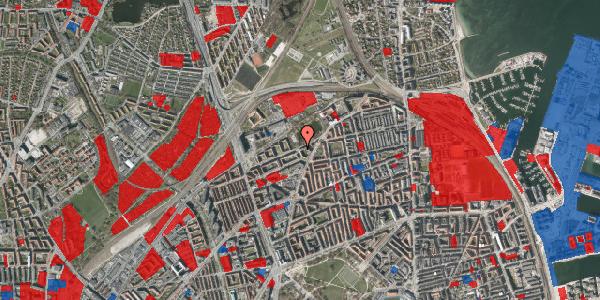 Jordforureningskort på Vognmandsmarken 72, 4. th, 2100 København Ø