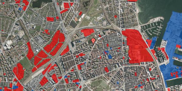 Jordforureningskort på Vognmandsmarken 78, st. tv, 2100 København Ø