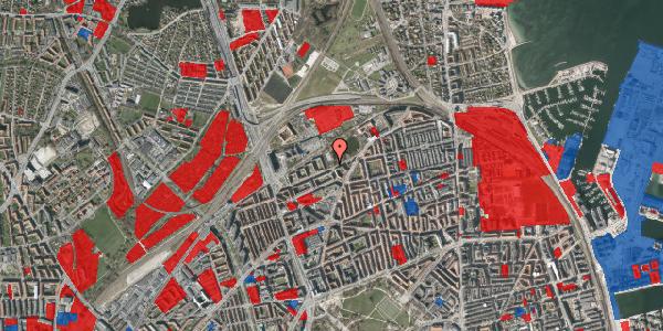 Jordforureningskort på Vognmandsmarken 85, 2100 København Ø