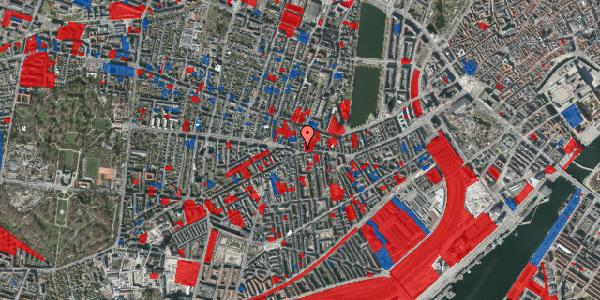 Jordforureningskort på Værnedamsvej 2, kl. mf, 1619 København V