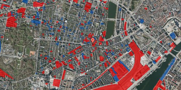 Jordforureningskort på Værnedamsvej 4A, 4. tv, 1619 København V