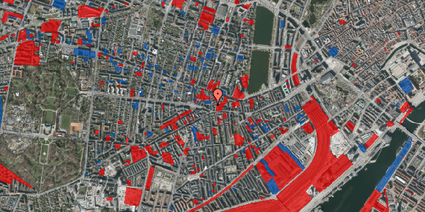 Jordforureningskort på Værnedamsvej 4B, st. tv, 1619 København V