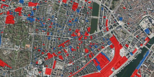 Jordforureningskort på Værnedamsvej 4B, 4. tv, 1619 København V