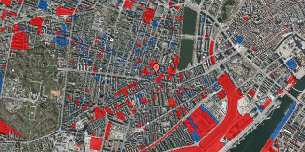 Jordforureningskort på Værnedamsvej 8, 5. , 1619 København V