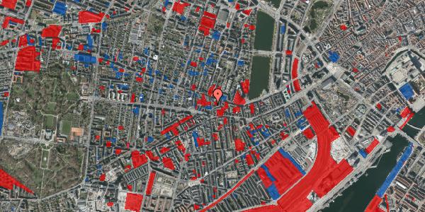 Jordforureningskort på Værnedamsvej 10, 3. tv, 1619 København V