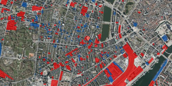 Jordforureningskort på Værnedamsvej 14, 4. th, 1619 København V