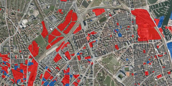 Jordforureningskort på H.P. Ørums Gade 2, 1. , 2100 København Ø