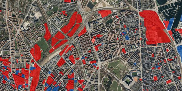 Jordforureningskort på H.P. Ørums Gade 6, st. , 2100 København Ø