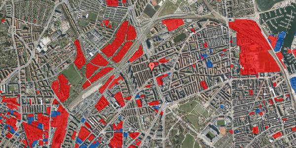 Jordforureningskort på H.P. Ørums Gade 19, 2. , 2100 København Ø