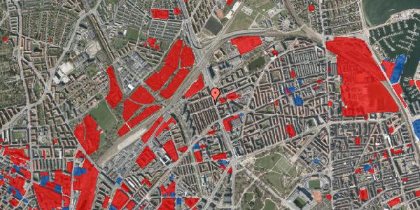 Jordforureningskort på H.P. Ørums Gade 32, st. , 2100 København Ø