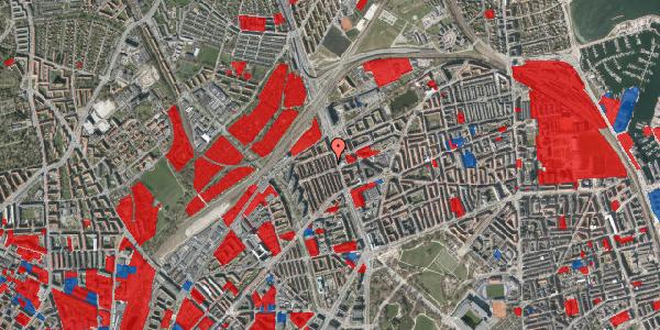 Jordforureningskort på H.P. Ørums Gade 34, 1. , 2100 København Ø