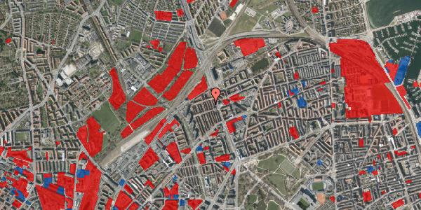 Jordforureningskort på H.P. Ørums Gade 41, st. , 2100 København Ø