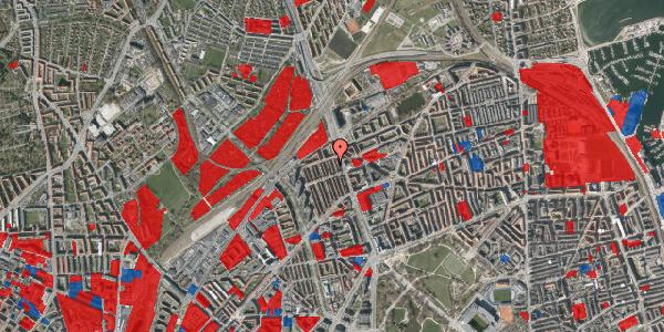 Jordforureningskort på H.P. Ørums Gade 43, 2. , 2100 København Ø