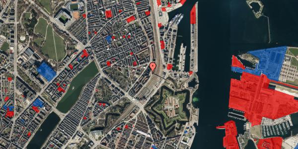 Jordforureningskort på Østbanegade 19, st. th, 2100 København Ø
