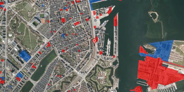 Jordforureningskort på Østbanegade 35, 1. 4, 2100 København Ø