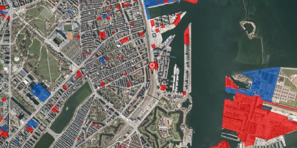 Jordforureningskort på Østbanegade 39, 1. 1, 2100 København Ø