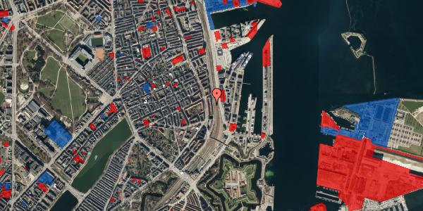Jordforureningskort på Østbanegade 41, st. 3, 2100 København Ø