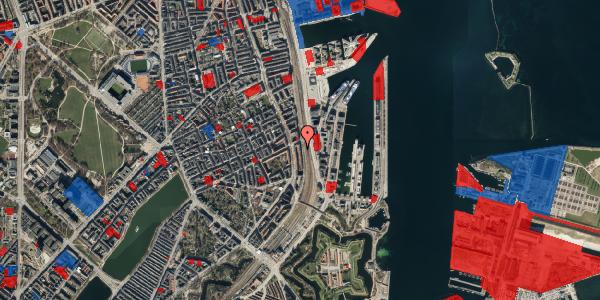 Jordforureningskort på Østbanegade 45, 4. tv, 2100 København Ø