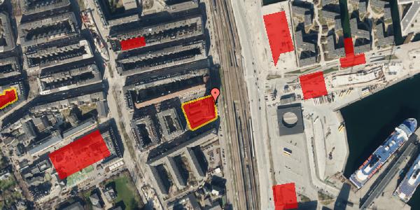 Jordforureningskort på Østbanegade 103, 7. 73, 2100 København Ø