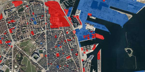Jordforureningskort på Østbanegade 147, 2. tv, 2100 København Ø