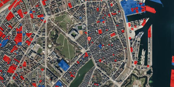 Jordforureningskort på Østerbrogade 45, st. tv, 2100 København Ø