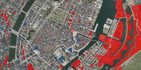 Jordforureningskort på Østergade 10, 4. , 1100 København K