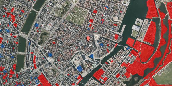 Jordforureningskort på Østergade 35, 1. , 1100 København K