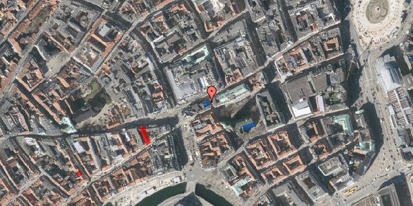 Jordforureningskort på Østergade 57, kl. 2, 1100 København K