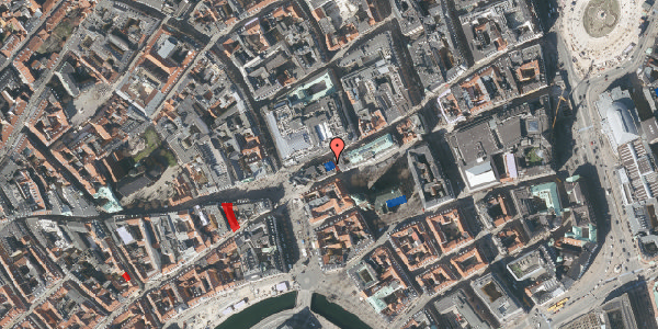 Jordforureningskort på Østergade 57, 4. , 1100 København K