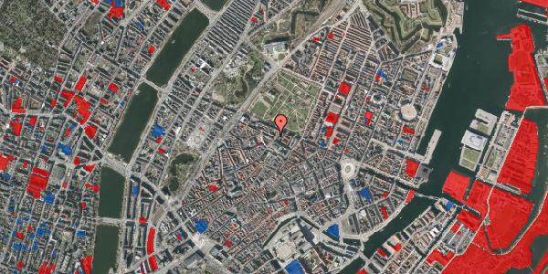 Jordforureningskort på Åbenrå 4, 3. , 1124 København K